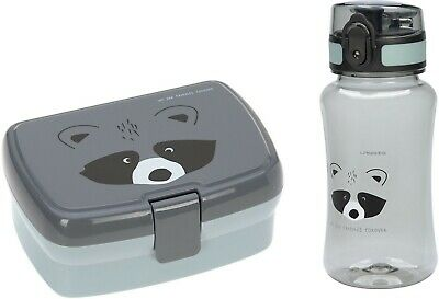 82346723-Ma Lässig Lunchbox »About Friends, Racoon«, Polyprophylen (PP) .. NEU