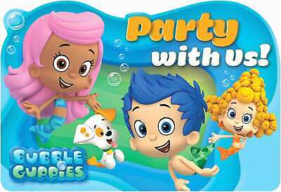 Bubble Guppies Birthday Party (New Bubble Guppies Birthday Party Supplies Tableware & Balloons)