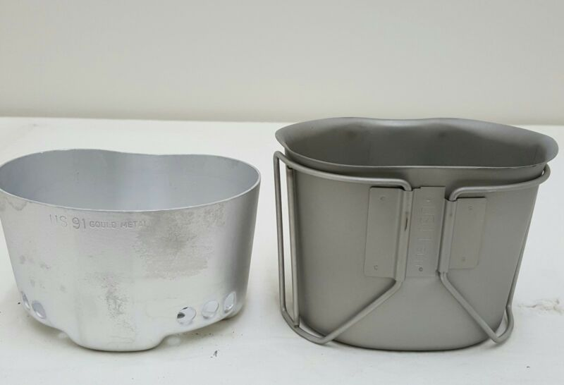 Military issued canteen cup / stove