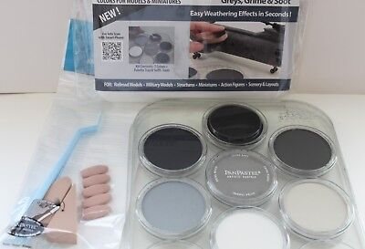 Pan Pastel Weathering Farben(100ml=84,44€) und Sets und Werkzeuge ()