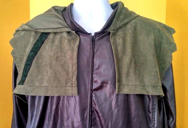 Rubies Deluxe Green Arrow Costume Jacket Cosplay DC Comics Oliver Queen - XL