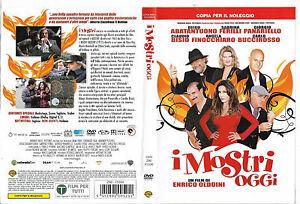 I-MOSTRI-OGGI-2009-dvd-ex-noleggio