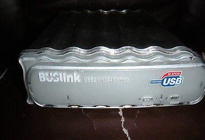 BUSlink 250 GB External Hard drive ‑ USB 2.0 ‑ 7,200 rpm - No power supply