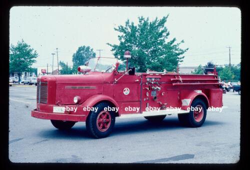 Unknown FWD pumper from Massachusetts Fire Apparatus Slide