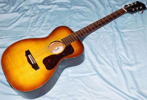 Guild F-20 Troubadour Sunburst Acoustic Guitar Vintage 1979 OHSC
