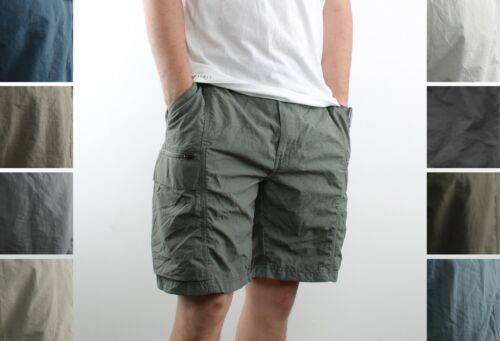 Coleman Cargo Shorts Mens Relaxed Fit Solid Lightweight Hiking Short