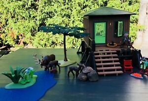 PLAYMOBIL chalet nature