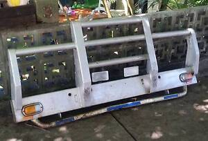 Truck alloy bull bar with spot lights and indicators Bondi Eastern Suburbs Preview