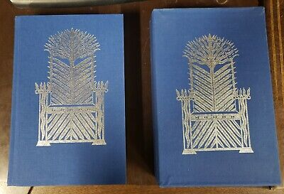 A Game of Thrones by George R. R. Martin 2011Deluxe Slipcased Collectors Edition