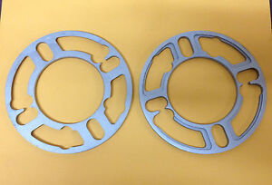 Holden Commodore VF 5mm Wheel Spacer one pair