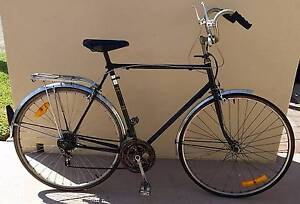 bicycle vintage men's racer LTD 12 speed, still rides well Belmont Lake Macquarie Area Preview