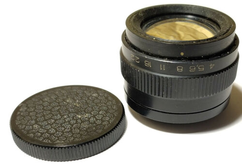 Industar-100U( 4/110mm) Enlarger lens with screw M39 Lytcarino