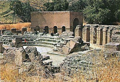 Alte Postkarte - Kreta - Gortis Odeon