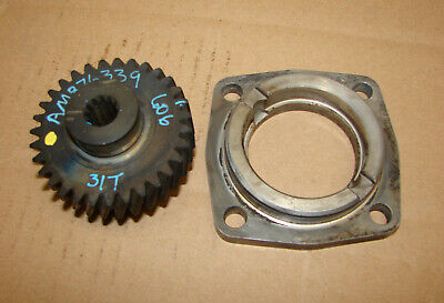 Am876339 John Deere 4300 4400 4600 4210 4410 4710 Hydraulic Pump Drive Gear