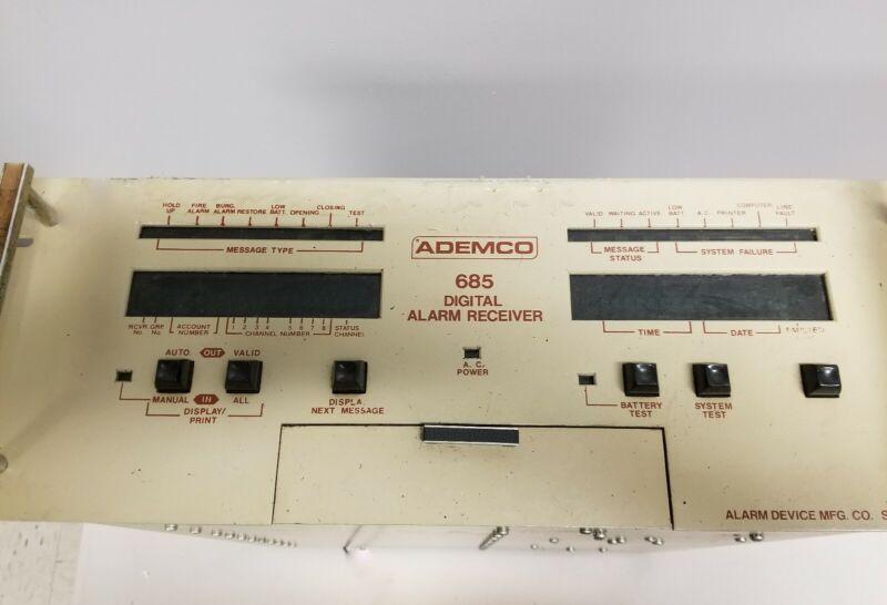 ADEMCO 685 Central Station Digital Alarm Receiver