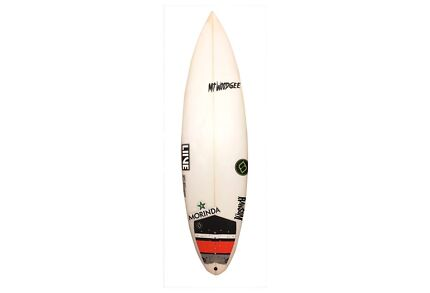 "6' 3"" Almost New  Mt Woodgee Team Surfboard"