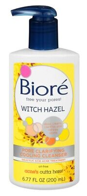 witch hazel cooling cleanser 6 77 ounce