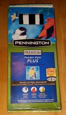 PENNINGTON Premium Feeder Pole Plus Bird Feeder System
