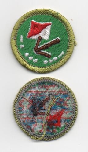 "Signs, Signals & Codes Merit Badge, Type L, ""Since 1910"" Back (2015-Cur.), Mint!"