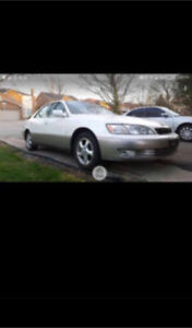 1997 Lexus es300 clean car old lady driver