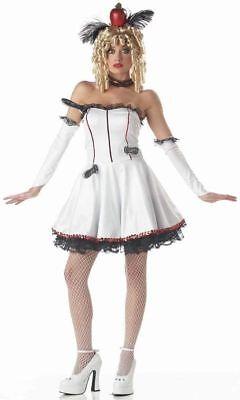 Tina the Target Womens Circus Carnival Adult Costume (E)
