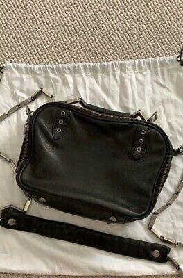 ** BOYY crossbody leather bag **
