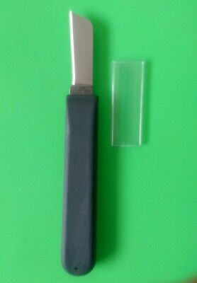 (NEW) JAMESON 32-24J Ergonomic Cable Splicing Knife - Made in USA