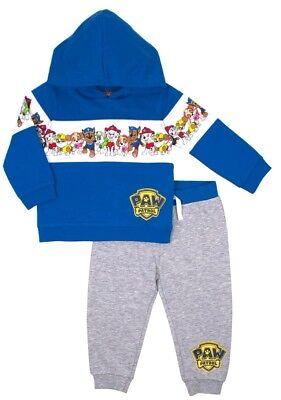 - New Infant Baby Boys Paw Patrol Outfit Hoodie Shirt & Sweat Pants NewBorn 0M