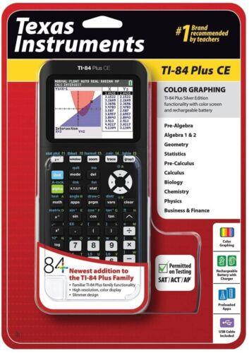Texas Instruments Ti-84 Plus CE -