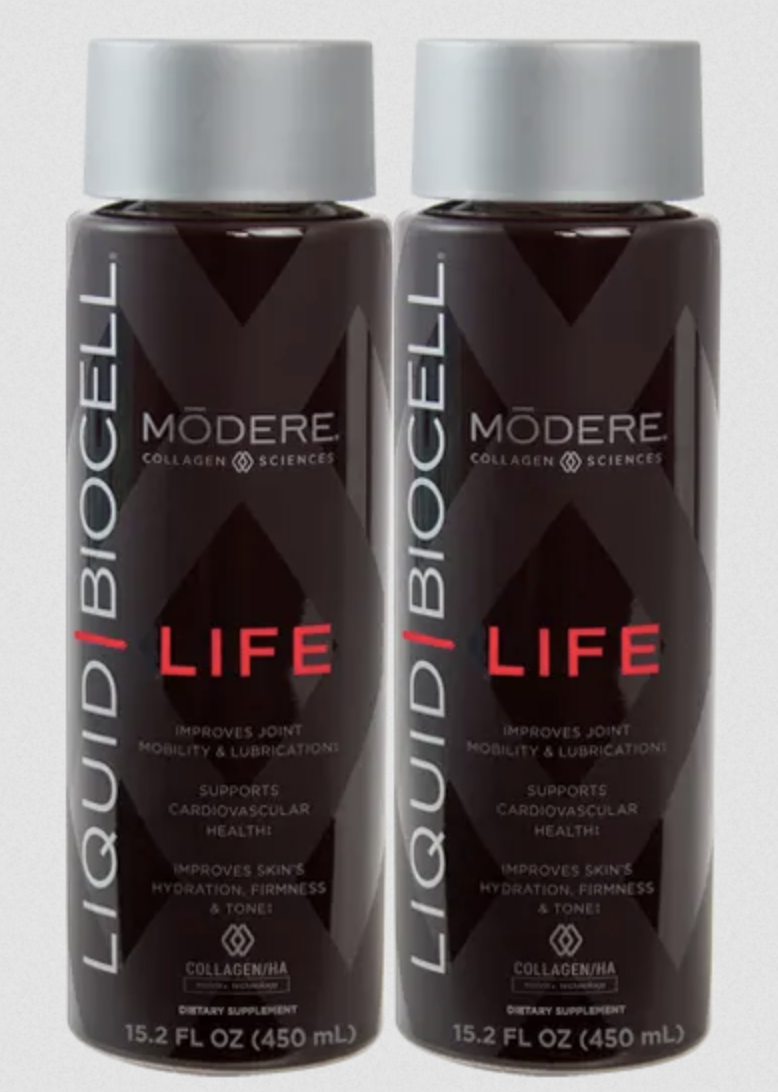 Modere Liquid Biocell, (2 Bottles) - All Flavor - New & Free Shipping