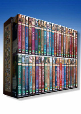 THE GREAT BIBLE COLLECTION ALL 45 DVDs FULL SET DVD NEW *Jesus