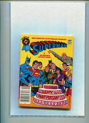 BEST OF DC BLUE RIBBON DIGEST #16 NM 9.4 SUPERMAN GREAT CELEBRATION COVER (Best Of Dc Celebration)