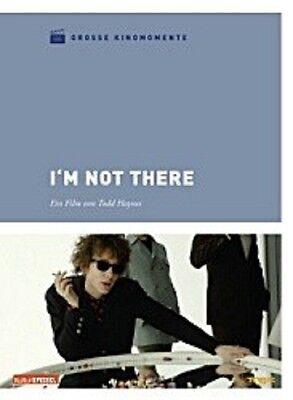 I`M NOT THERE DVD GROSSE KINOMOMENTE EDITION NEU