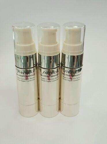 3 Shiseido Bio-performance Super Corrective Serum 9ml Del...