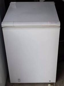 fisher paykel 165lt chest freezer   Working order   CALLS ONLY Seven Hills Blacktown Area Preview
