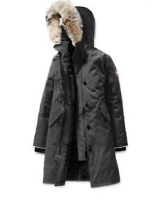 Canada Goose Brittania Parka Youth Small