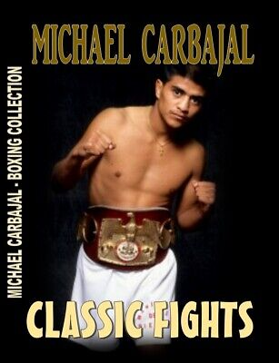 Michael Carbajal (Great Classic Fights)