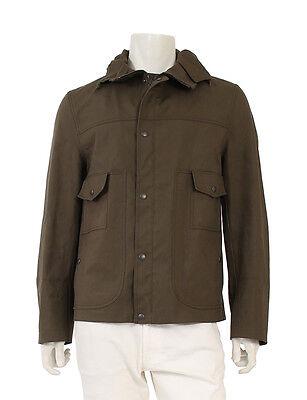 LOUIS VUITTON blouson cotton khaki