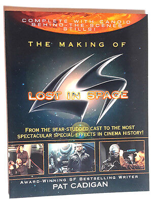 The Making of Lost In Space Movie- Softcover Reference Book- 128 Pages- FREE S&H