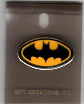 Vintage Batman Pin Batman Signal Pin D C Comics Pin Never Used Still on Display