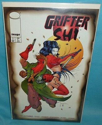 Grifter Shi #2 1st Print Image Comic F/VF Condition