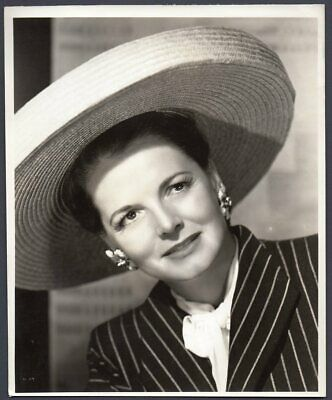 RENIE costume designer Ginger Rogers Kitty Foyle etc VINTAGE ORIG PHOTO