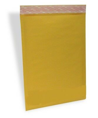 500 0 6.5x10 Eco Kraft Bubble Padded Envelopes Mailers Lite Shipping 6.5x10