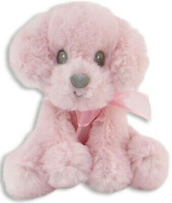 KELLI PLUSH DOG PUPPY IT'S A GIRL STUFFED ANIMAL BABY SHOWER GIFT - 6