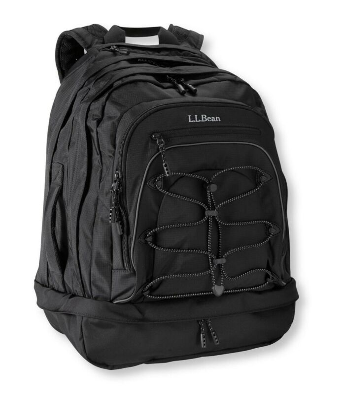 LL BEAN Turbo Transit III - Brand New - Backpack - Mountain Red - Free Shipping