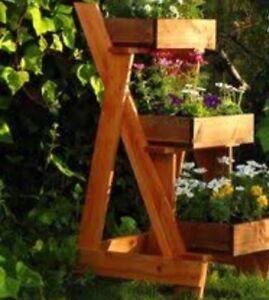 3 Tier Planter Box Pots Garden Beds Gumtree Australia Victor