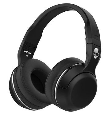 Skullcandy Hesh 2 Wireless Bluetooth Headphones  Black    New In Retail Box