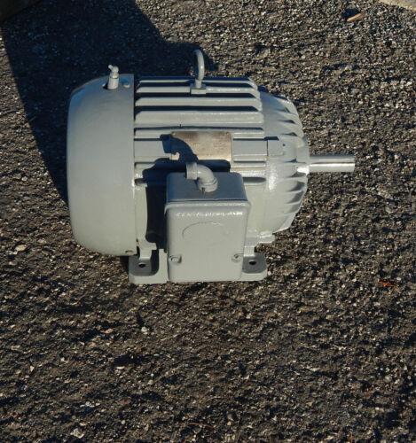AO Smith Hazardous Location Motor 7.5HP 1680RPM 254U Frame 220/440Volt