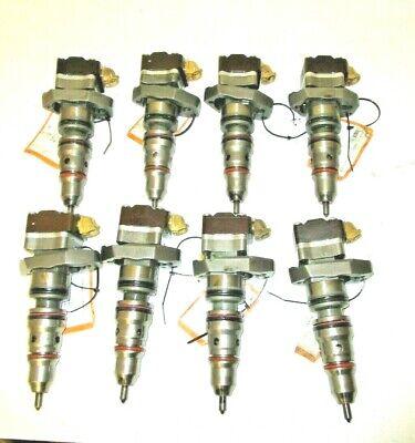 1994 1995 1996 1997 Ford F250 F350 8 7.3 Powerstroke Diesel Injectors AA (8)