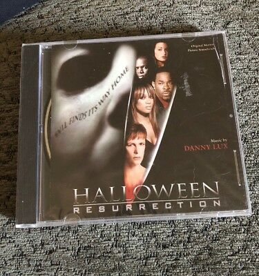Halloween: Resurrection [Original Motion Picture Soundtrack] by Danny Lux (CD... (Halloween Resurrection Soundtrack)
